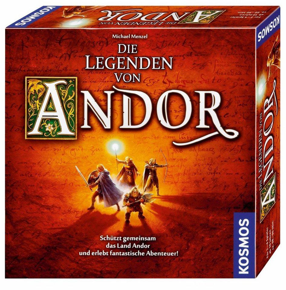 Kosmos brettspiel die legenden von andor« kaufen otto