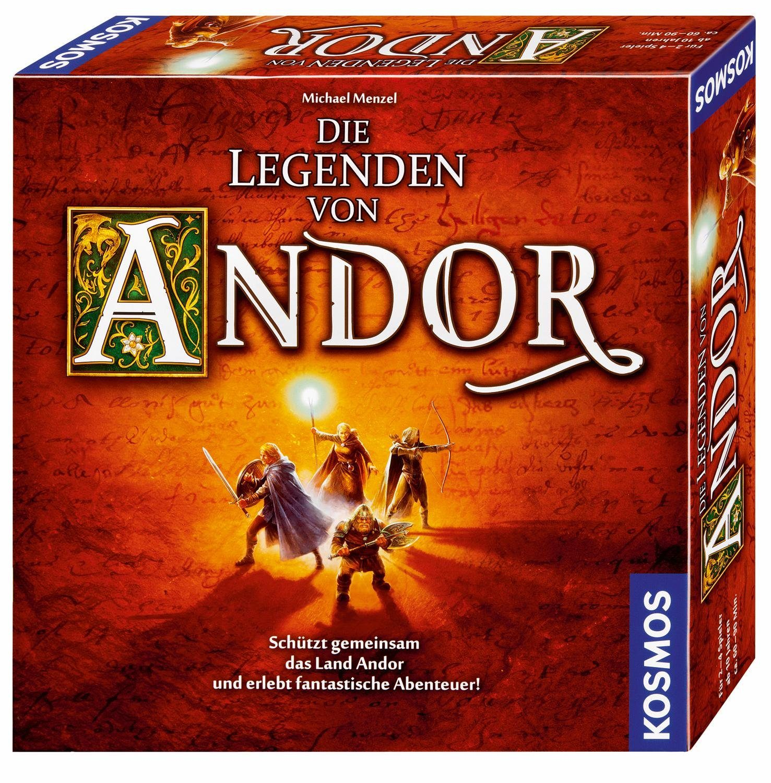 Kosmos Brettspiel, »Die Legenden von Andor«