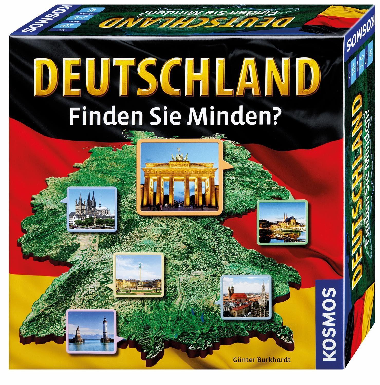 Kosmos Gesellschaftsspiel, »Deutschland«