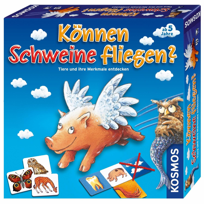 Kosmos Kinderspiel, »Können Schweine fliegen?«
