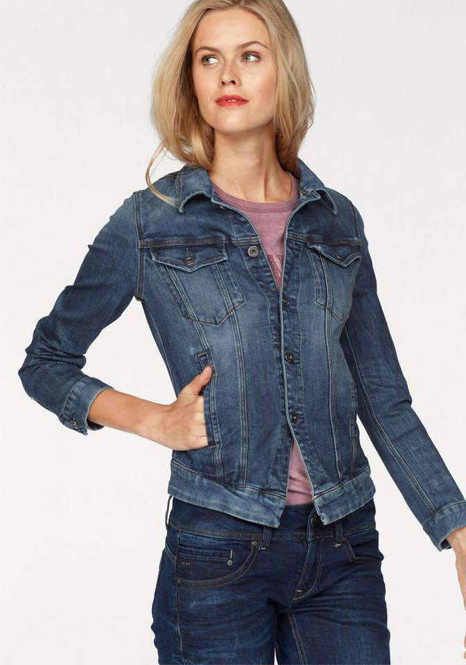 G-Star Jeansjacke u00bb3301 denim jacket womanu00ab in Used ...