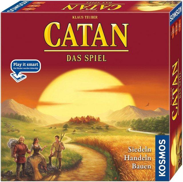 Image of Catan - Das Spiel