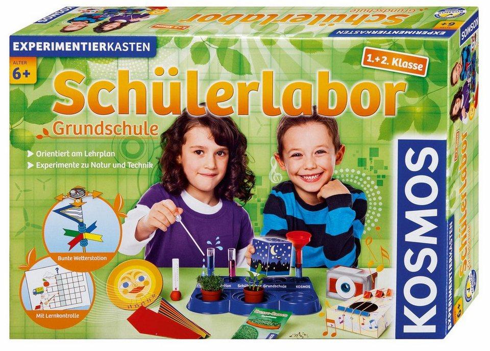 Experimentierkasten,  Schülerlabor Grundschule 1.+2. Klasse  online kaufen
