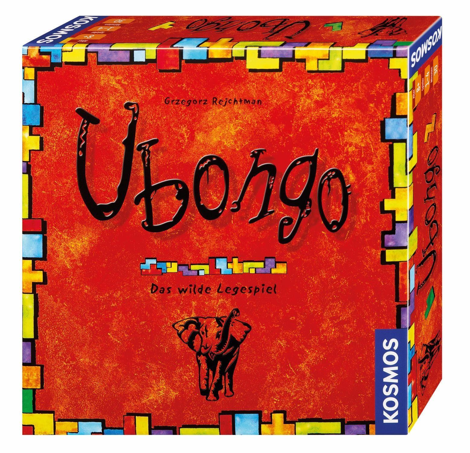Kosmos Gesellschaftsspiel, »Ubongo Neue Edition«