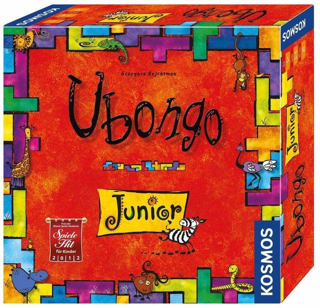 Image of Kosmos Spiel, »Ubongo Junior«