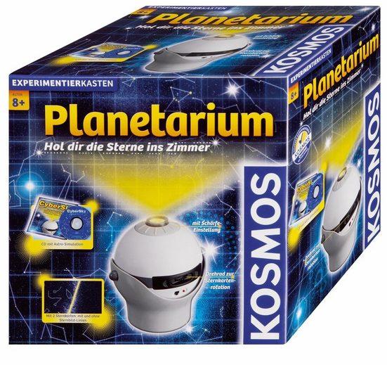 Kosmos Experimentierkasten »Planetarium«