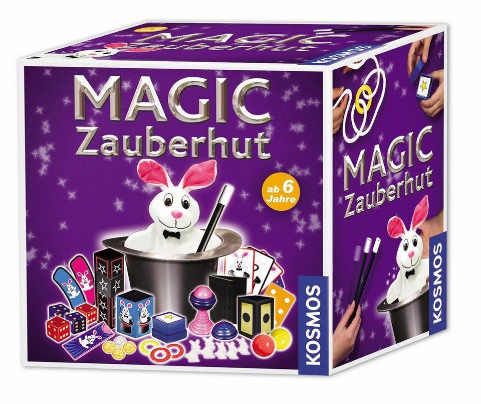 kosmos zauberkasten magic zauberhut kaufen otto. Black Bedroom Furniture Sets. Home Design Ideas