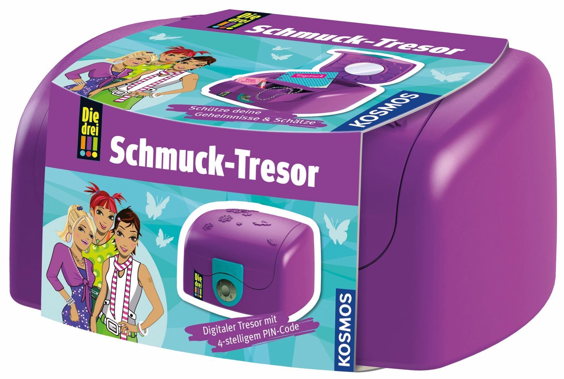 Kosmos Digitales Schmuckkästchen, »Die drei !!! Schmuck Tresor«