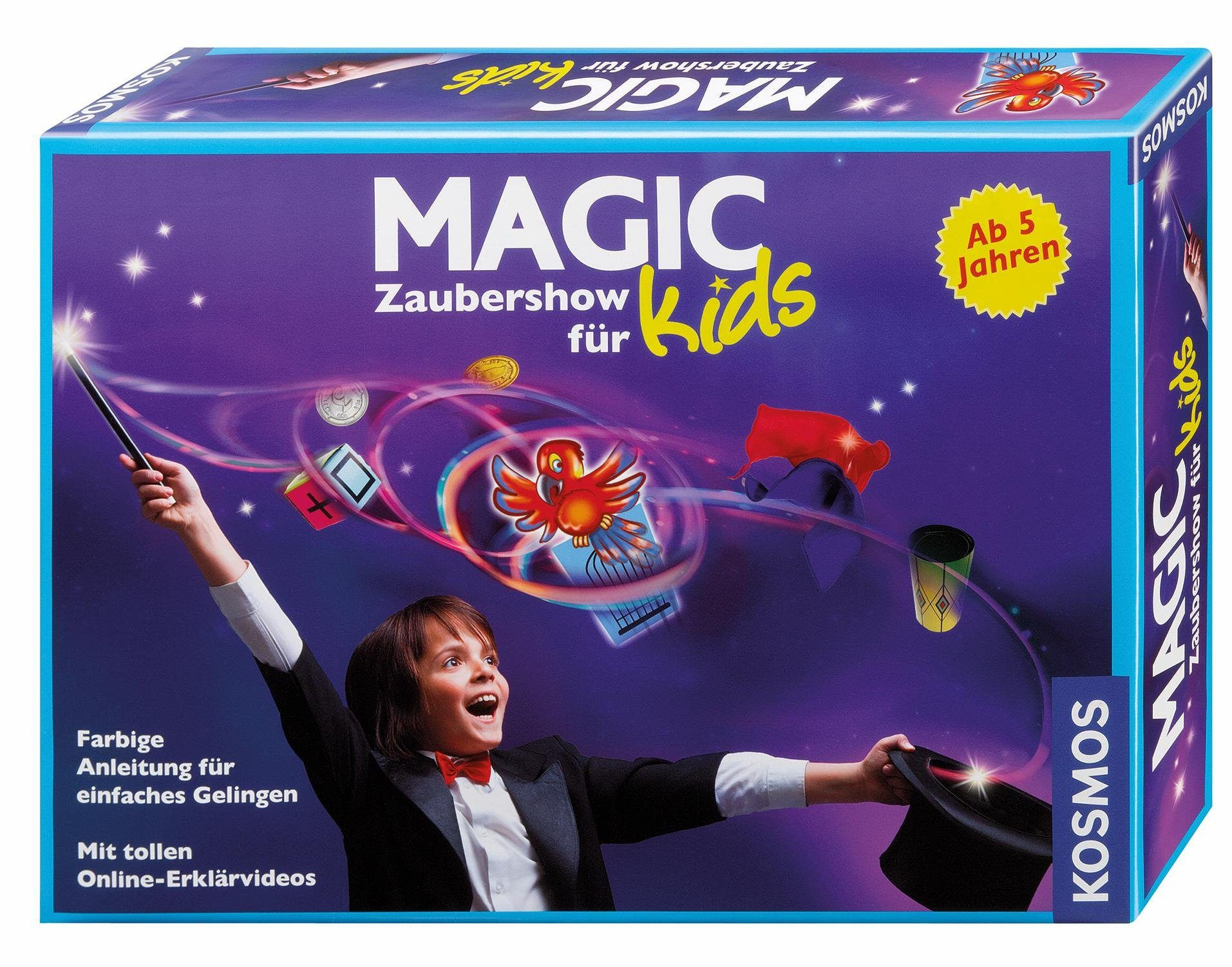 Kosmos Zauberkasten, »Magic Zaubershow für Kids«