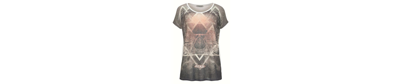 Please Jeans Print-Shirt, mit unterschiedlichen Frontdesigns