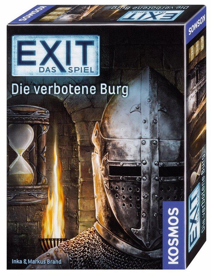 Kosmos Kartenspiel,  Das Exit Das  Spiel, Die verbotene Burg  online kaufen badd2d