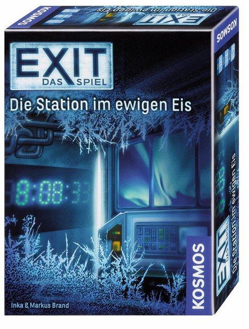 Image of EXIT - Das Spiel - Die Station im ewigen Eis - Level Fortgeschrittene