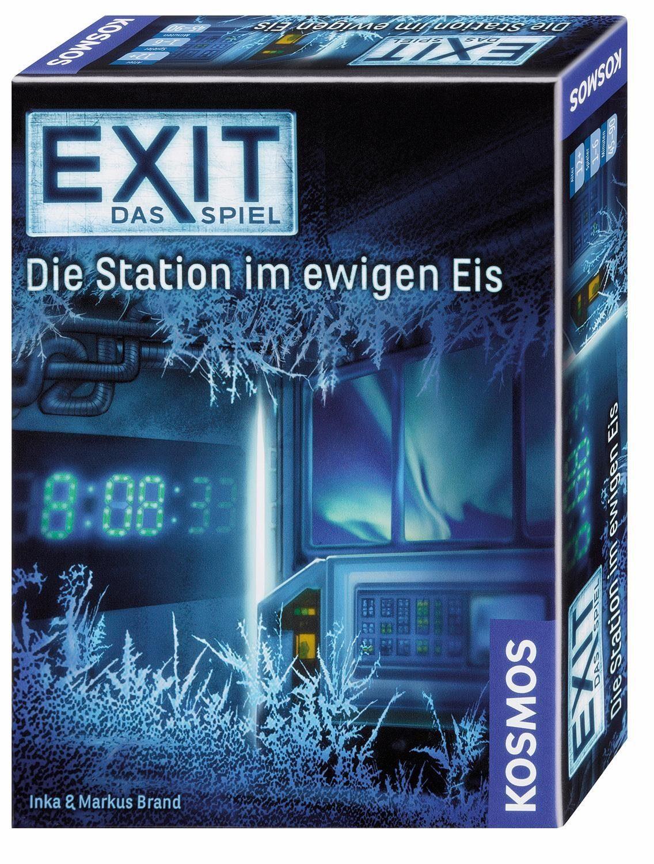 Kosmos Kartenspiel, »Exit Das Spiel, Die Station im ewigen Eis«