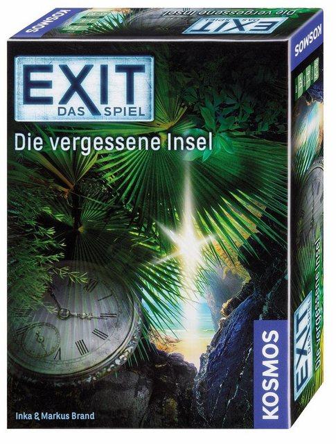 Image of EXIT - Das Spiel - Die vergessene Insel - Level Fortgeschrittene