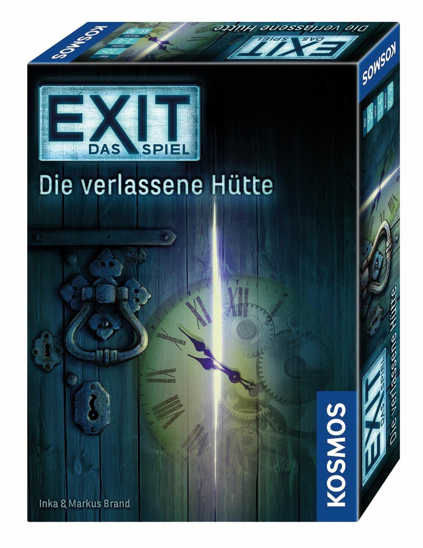 Kosmos Kartenspiel, »Exit Das Spiel, Die verlassene Hütte«