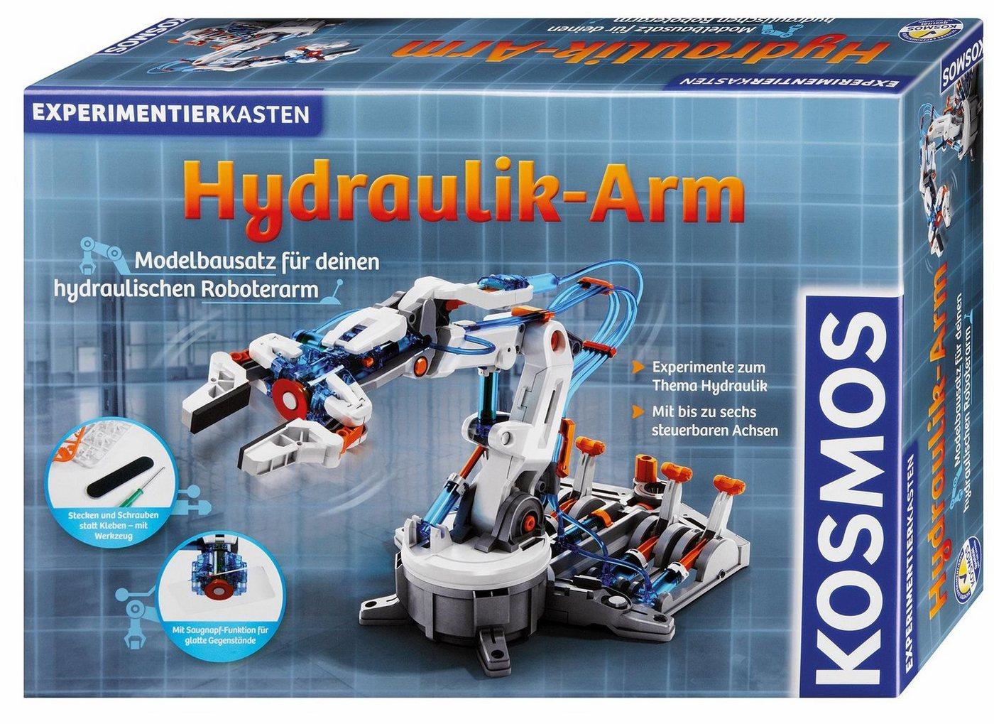 Image of Experimentierkasten Hydraulik-Arm