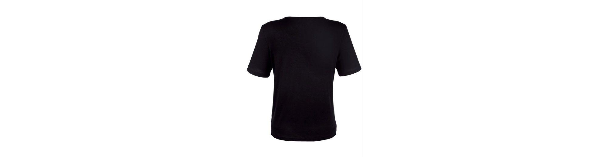Shirt Ziersteinen Shirt Paola mit mit Paola Y57xxRw