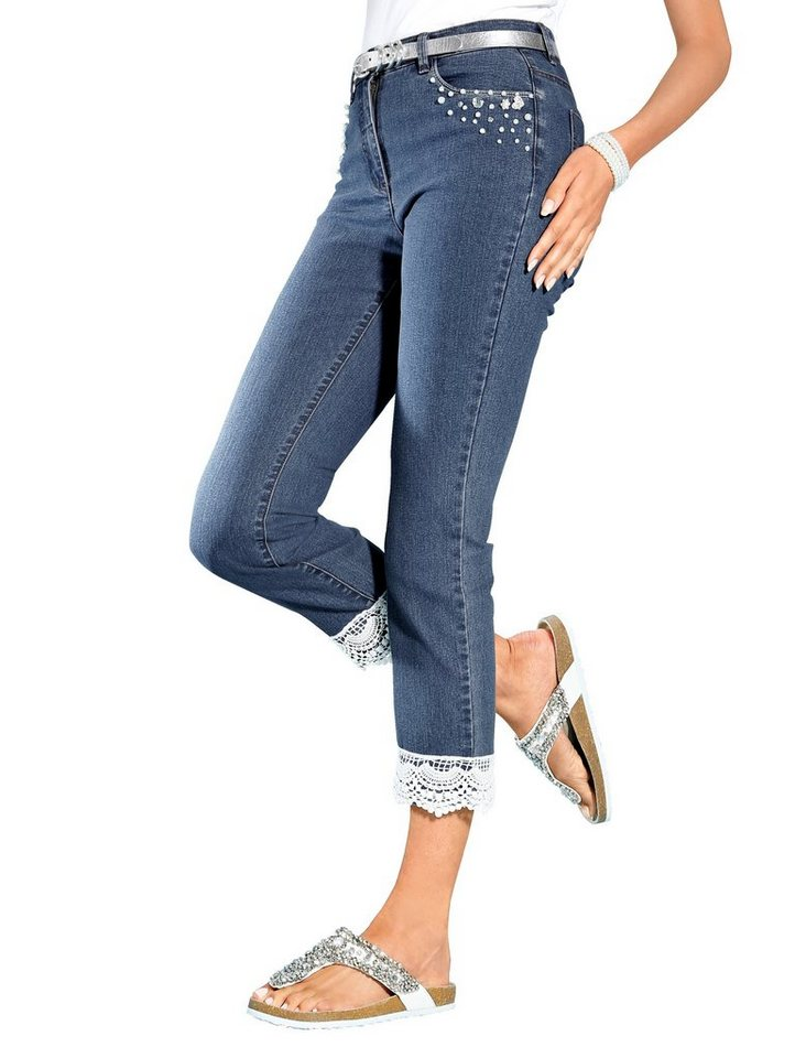 paola 7 8 jeans paola slim online kaufen otto. Black Bedroom Furniture Sets. Home Design Ideas