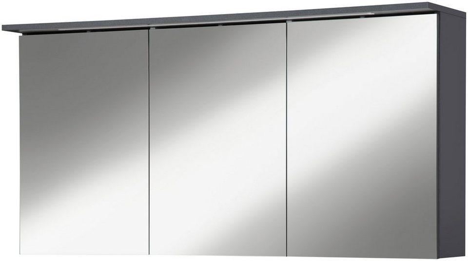 Kesper Spiegelschrank »Flex« Breite 120 cm, mit LED-Beleuchtung ...