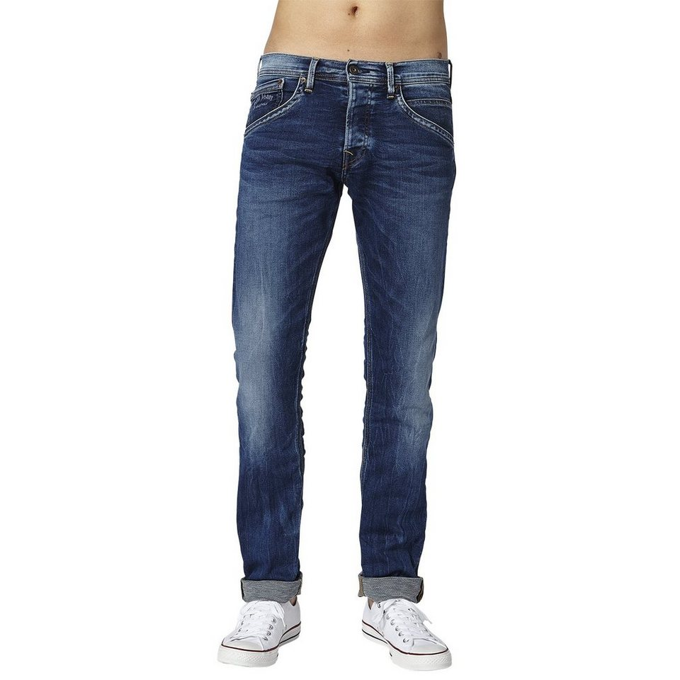 pepe jeans jeans track online kaufen otto. Black Bedroom Furniture Sets. Home Design Ideas