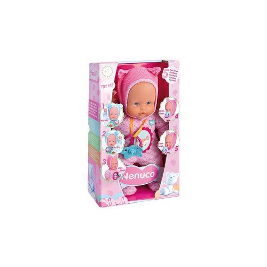 Famosa My little Nenuco Babypuppe, 30 cm mit Sprachfunktionen