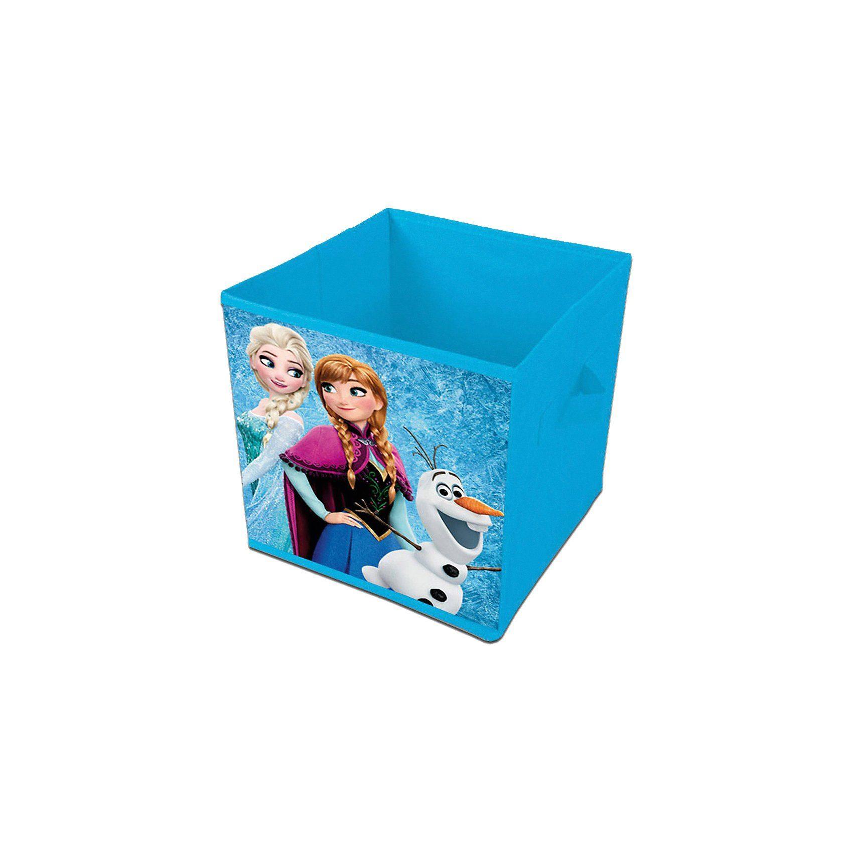 Faltbox Die Eiskönigin, 28 x 28 cm