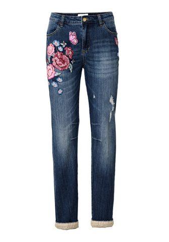 CASUAL джинсы Calea с окантовка