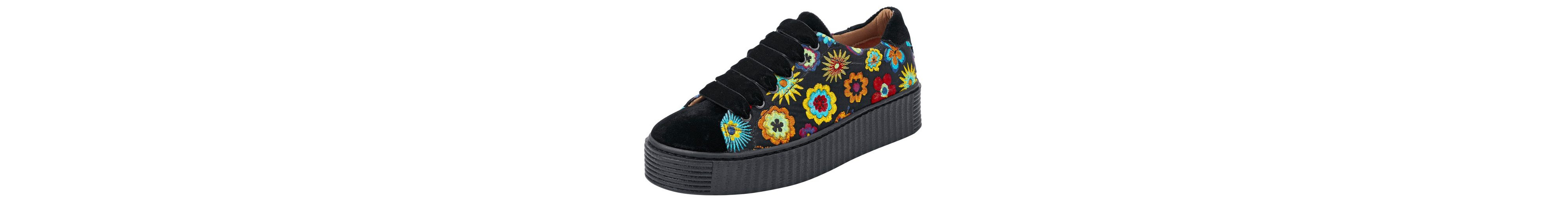 Heine Sneaker mit Blumen Freies Verschiffen Visum Zahlung Billig Verkauf Bestseller Amazon Günstiger Preis 2018 Unisex Online Bestseller Verkauf Online VYa9pYdvZ