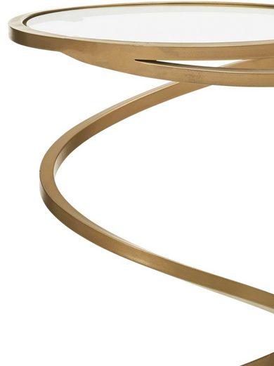 heine home beistelltisch goldfarben lackiert otto. Black Bedroom Furniture Sets. Home Design Ideas