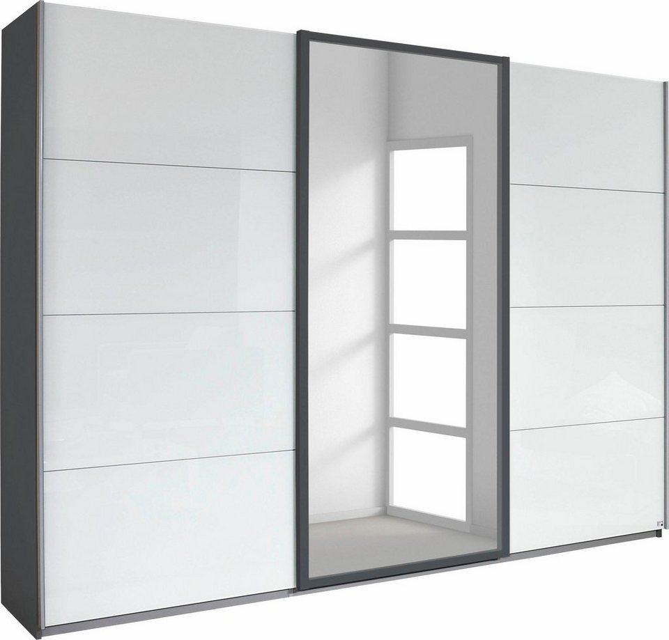 rauch pack s schwebet renschrank mit oder ohne beleuchtung. Black Bedroom Furniture Sets. Home Design Ideas