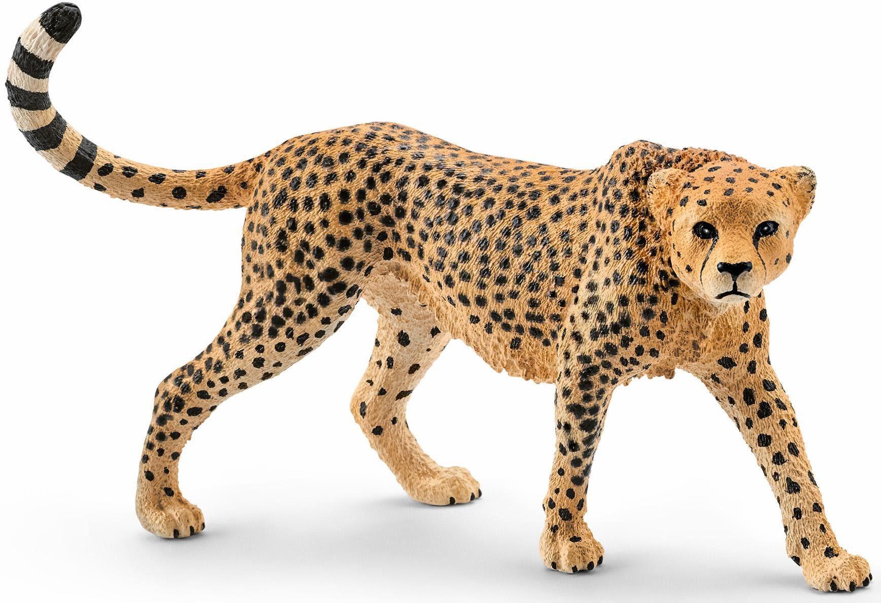 Schleich® Spielfigur (14746), »Wild Life, Gepardin«