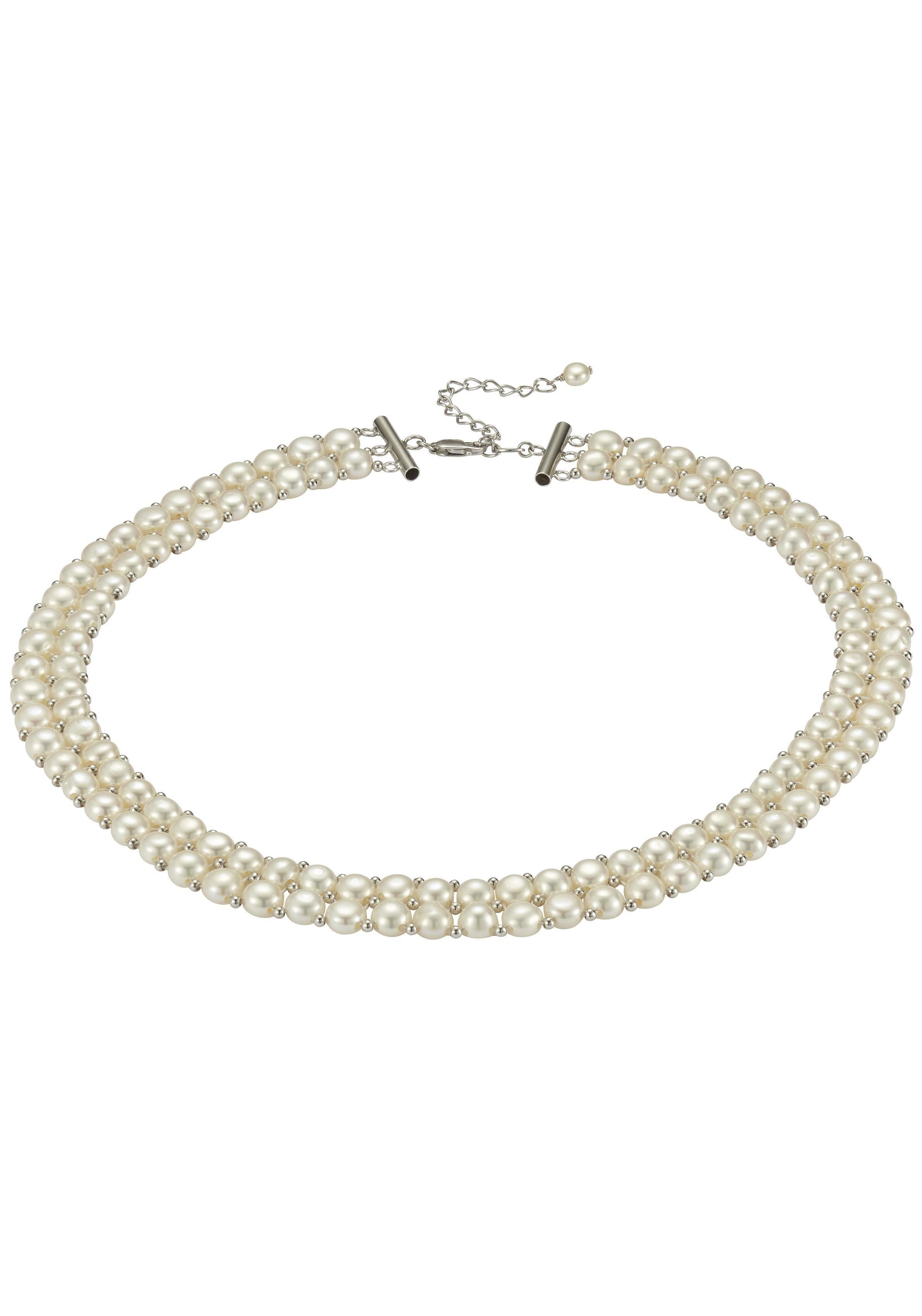 Adriana Perlenkette »La mia perla, A105« mit Süßwasserzuchtperlen