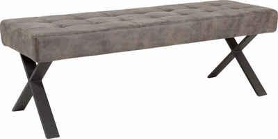 HELA Polsterbank »Donna«, ohne Lehne, Breite 140 cm