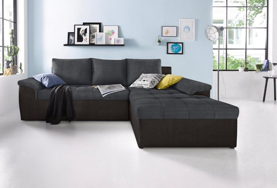 Sit&more Polsterecke XL, Wahlweise Mit Bettfunktion Online