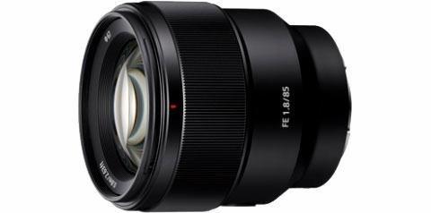 Objektive - Sony »SEL85F18« Festbrennweiteobjektiv  - Onlineshop OTTO