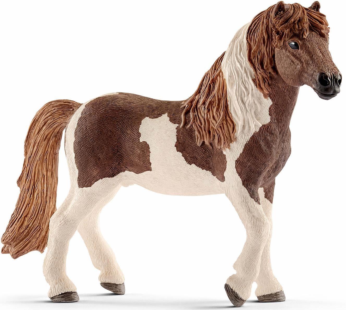 Schleich® Spielfigur (13815), »Horse Club, Island Pony Hengst«
