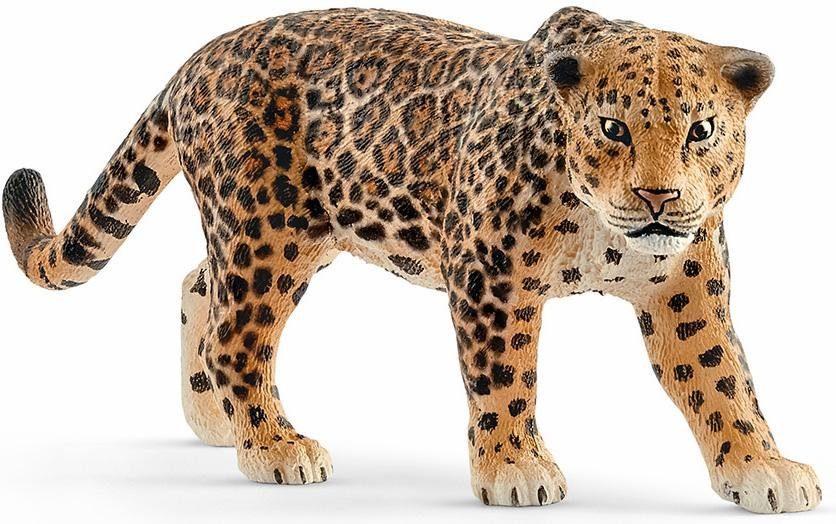 Schleich® Spielfigur (14769), »Wild Life, Jaguar«