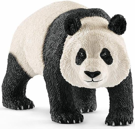 Schleich® Spielfigur (14772), »Wild Life, Großer Panda«