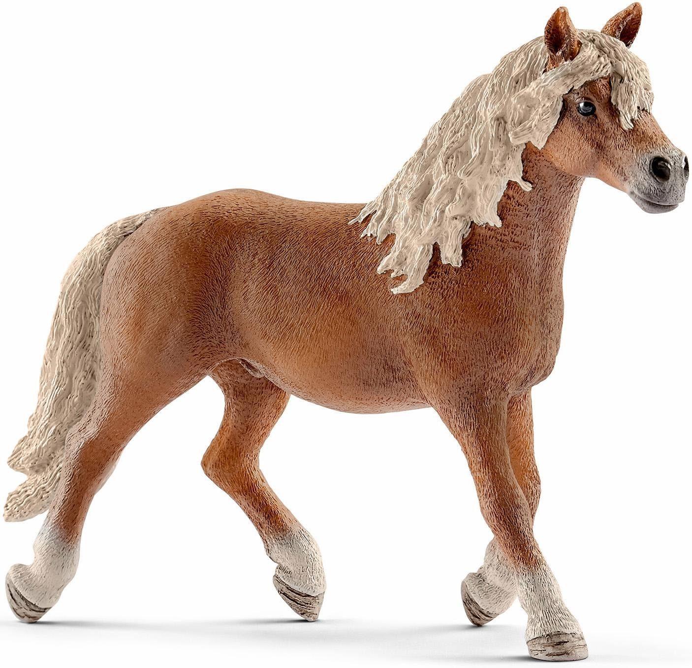 Schleich® Spielfigur (13813), »Horse Club, Haflinger Hengst«