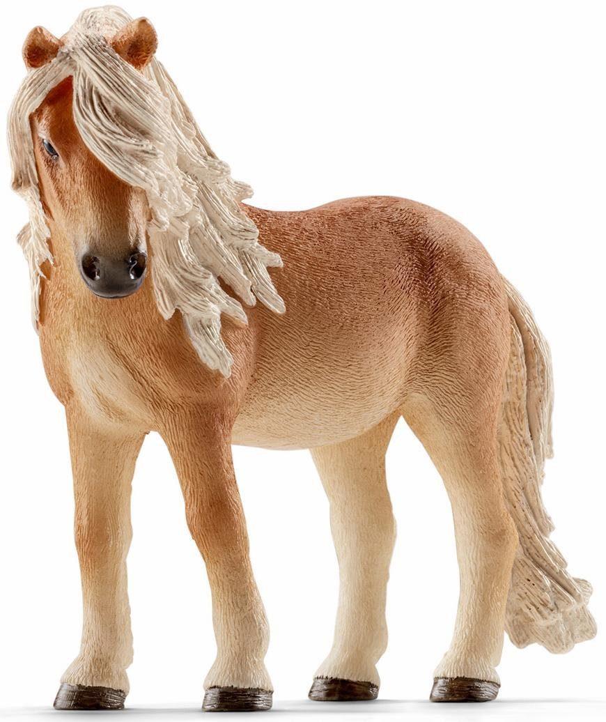 Schleich® Spielfigur (13790), »Horse Club, Island Pony Stute«