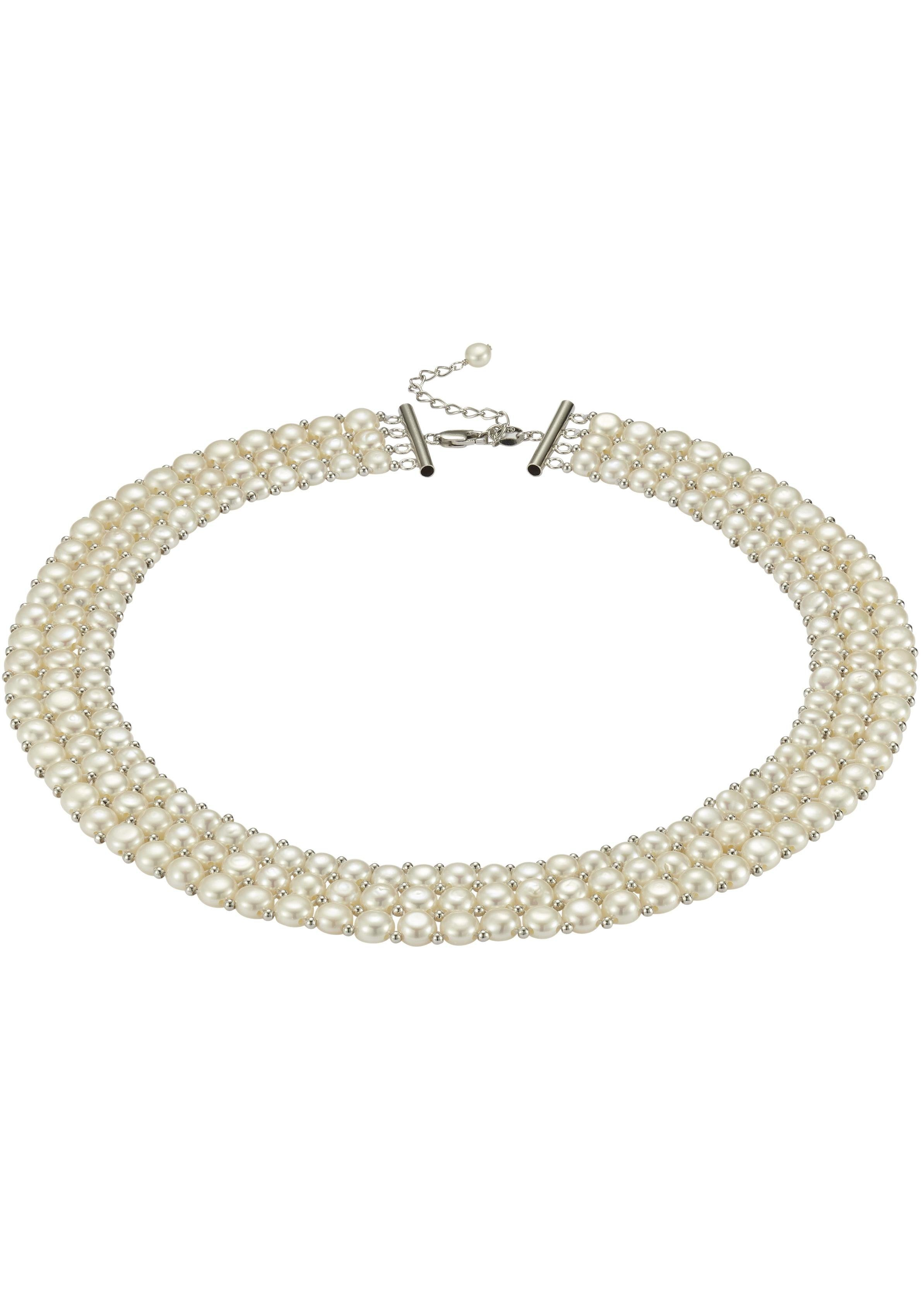 Adriana Perlenkette »La mia perla, A106«, mit Süßwasserzuchtperlen