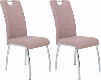 Esstisch stühle leder weiss  Esszimmerstühle kaufen » Essstuhl Design & Klassisch | OTTO
