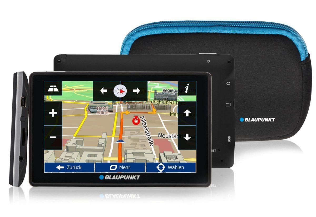 Blaupunkt Navigationsgerät »Travelpilot 53² CE LMU inkl. Tasche«