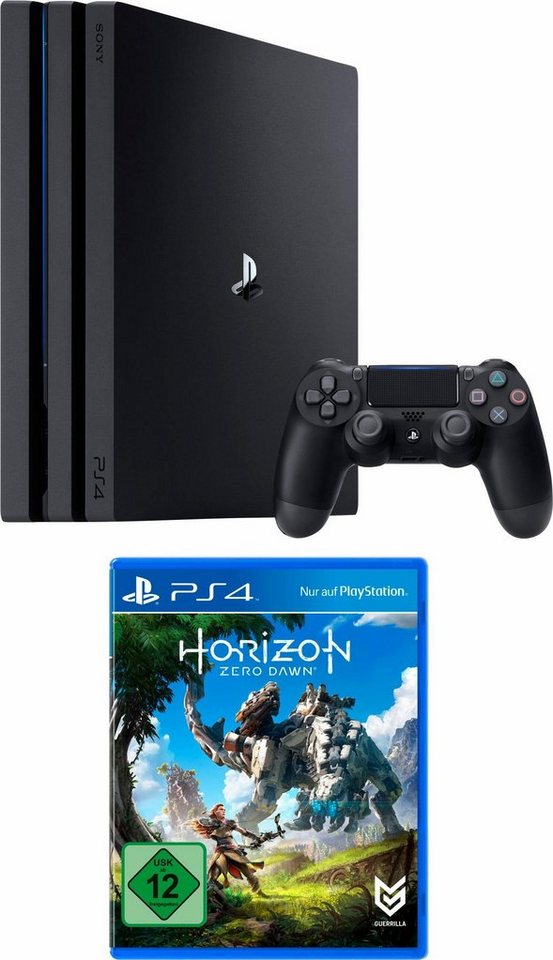 playstation 4 ps4 pro 1tb horizon zero dawn otto. Black Bedroom Furniture Sets. Home Design Ideas