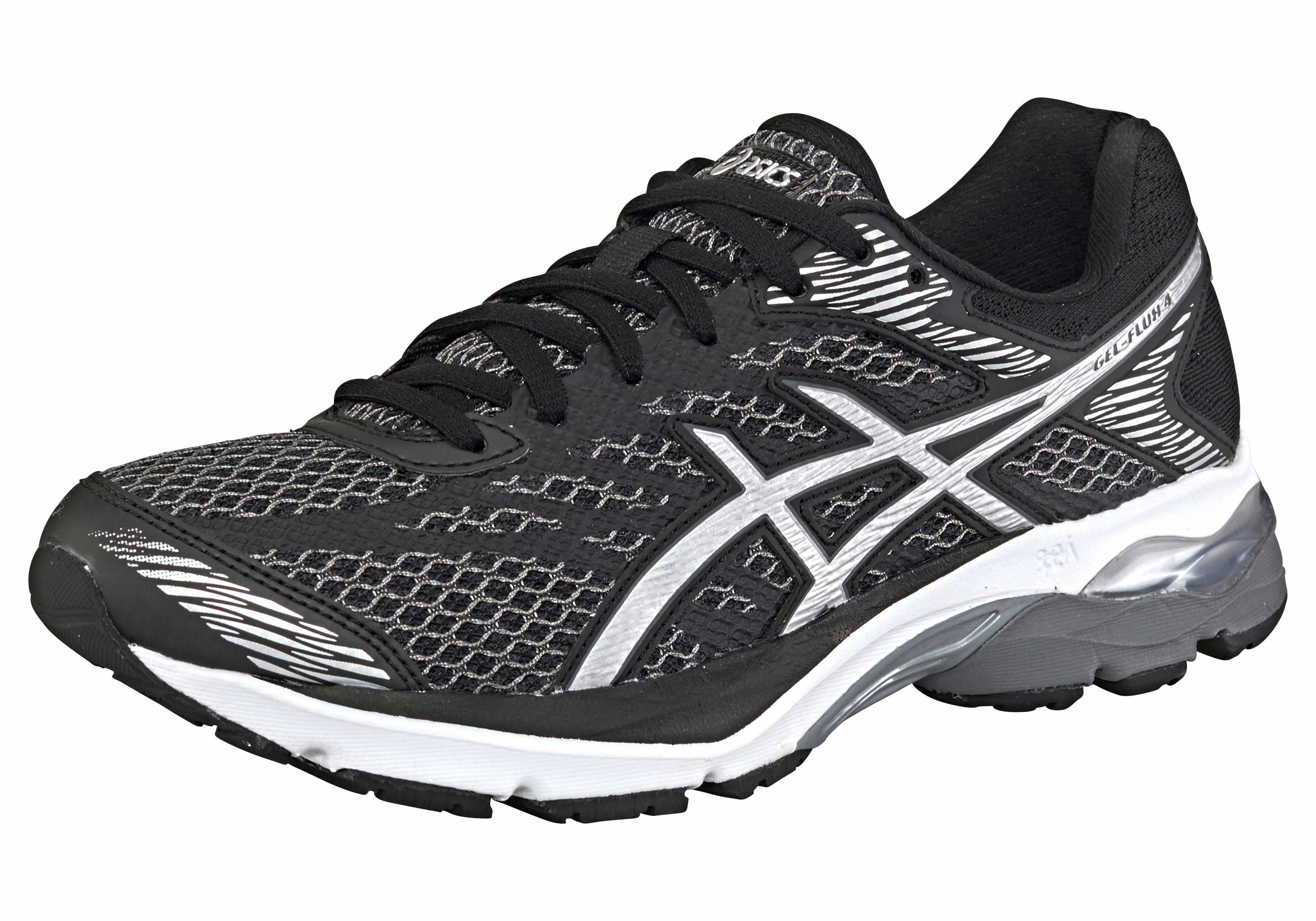Asics GEL-FLUX 4 Laufschuh online kaufen  schwarz-weiß