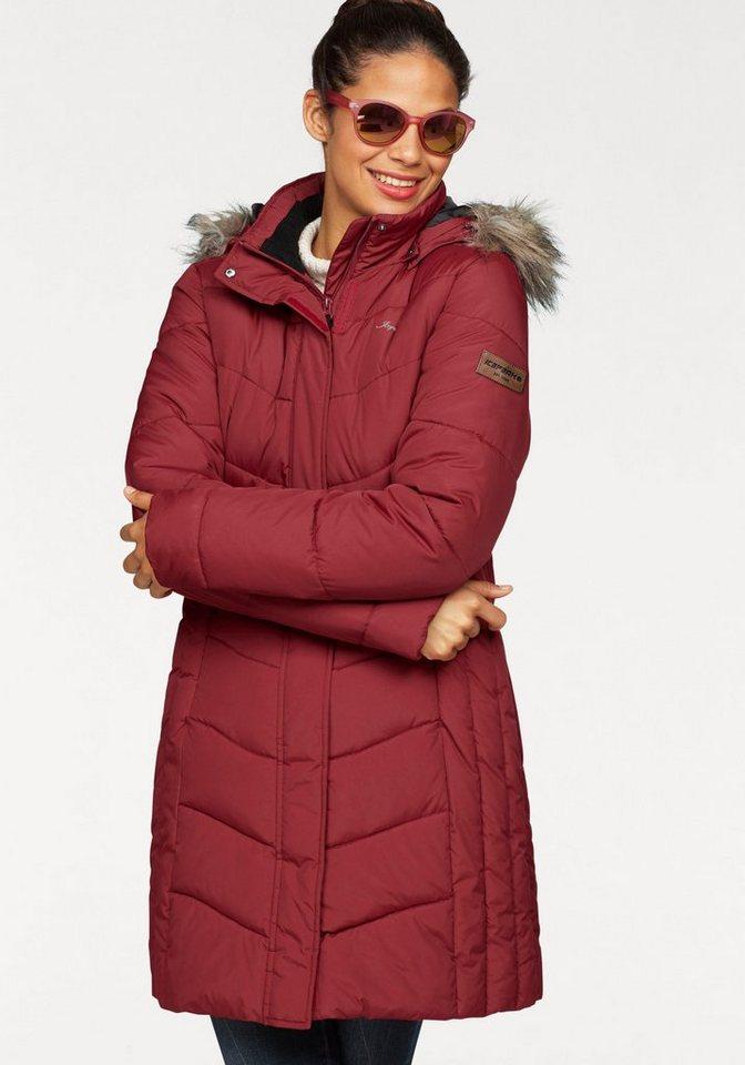 sports shoes dbe58 06393 Icepeak Wintermantel »PAIVA«, Wasserabweisend, winddicht, atmungsaktiv  online kaufen | OTTO
