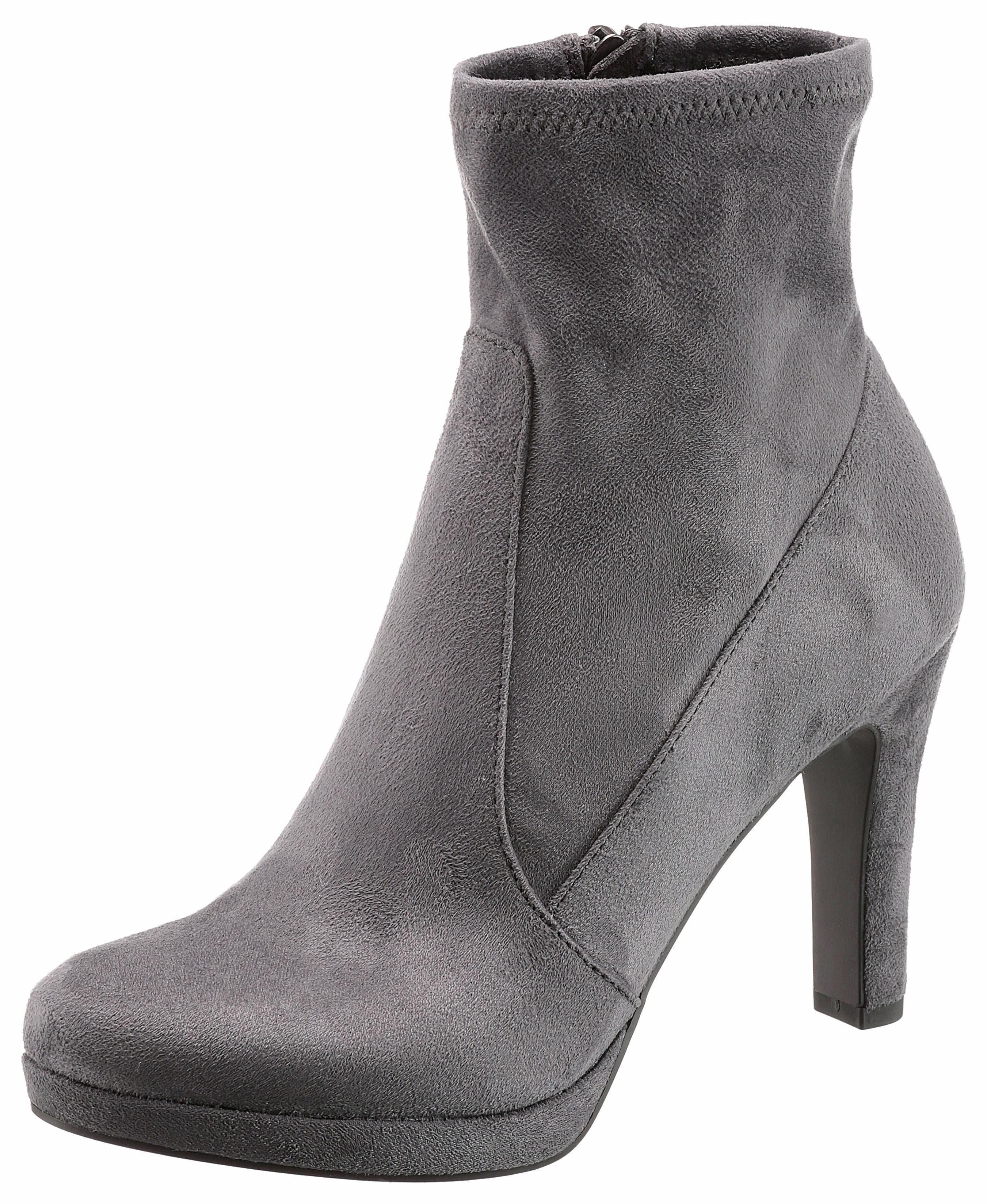 Tamaris High Heel Stiefelette mit Touch It Dämpfung online kaufen   OTTO