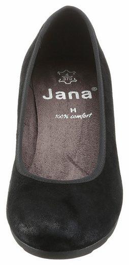 Jana Pumps, in Schuhweite: H (sehr weit)