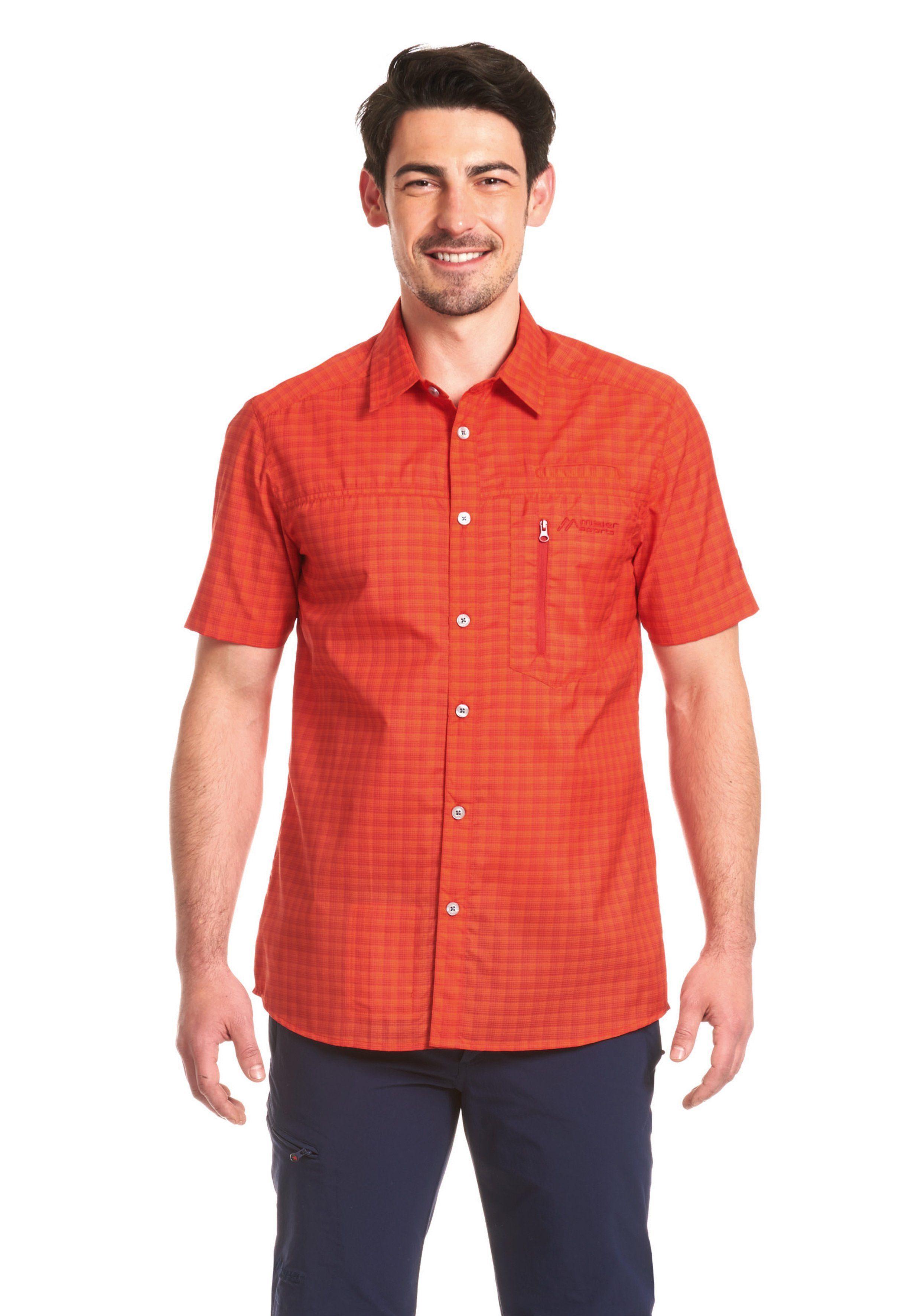 Функциональная рубашка »Mats S/S«