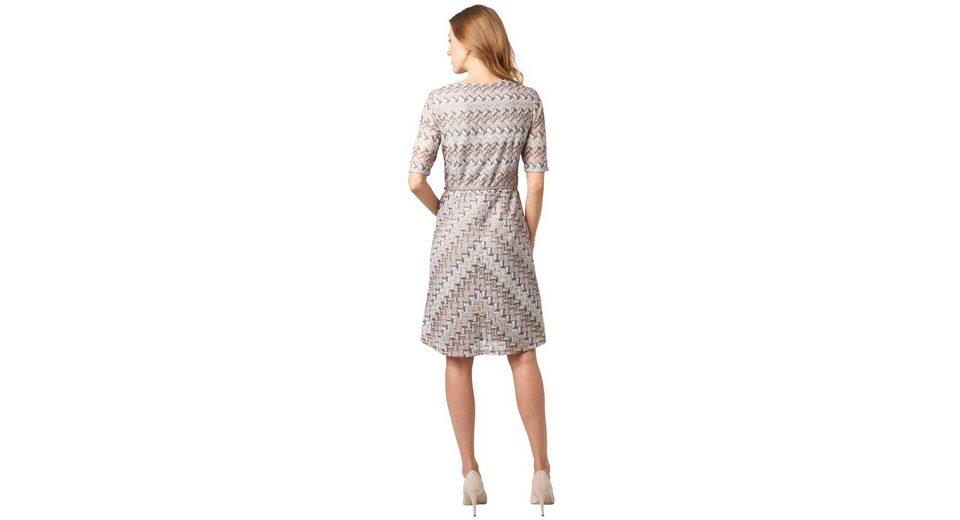 Bonita Kleid mit Gürtel Besuchen Sie Günstig Online Ju1iEN